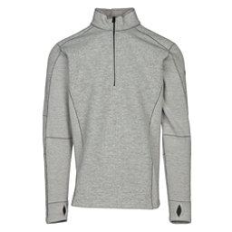 KUHL Skagen 1/4 Zip Mens Sweater, Ash, 256