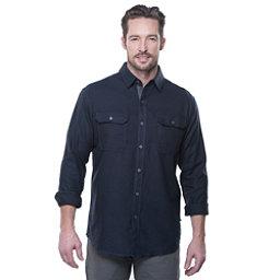 KUHL Descendr Long Sleeve Flannel Shirt, Mutiny Blue, 256