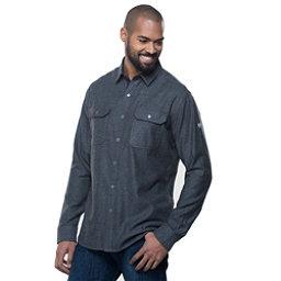 KUHL Descendr Long Sleeve Flannel Shirt, Boulder, 256