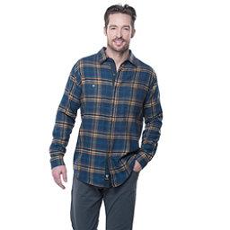 KUHL Fugitive Flannel Shirt, Reflecting Lake, 256