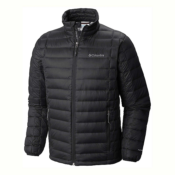 Columbia VooDoo Falls 590 Big Mens Jacket, Black, 600
