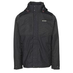 Columbia Jacket of All Trades Mens Jacket, Black, 256