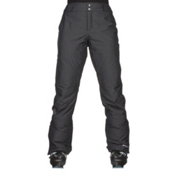 Columbia Bugaboo Womens Ski Pants, Black Crossdye, medium