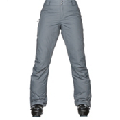 Columbia Bugaboo Womens Ski Pants, Grey Ash, medium