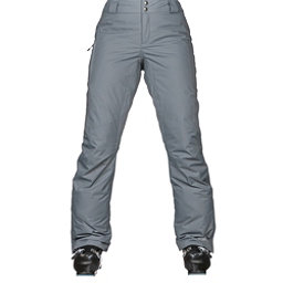 Columbia Bugaboo Womens Ski Pants, Grey Ash, 256