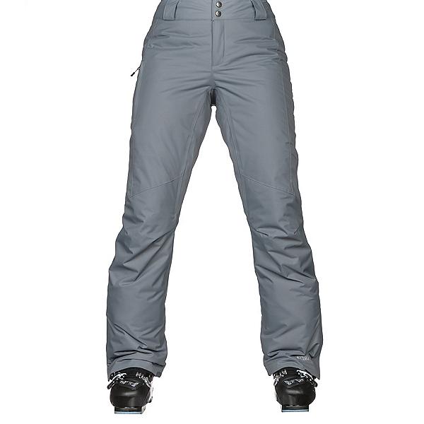 Columbia Bugaboo Womens Ski Pants, Grey Ash, 600
