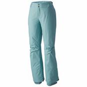Columbia Bugaboo Womens Ski Pants, Aqua Haze, medium