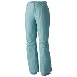 Columbia Bugaboo Womens Ski Pants, Aqua Haze, 256