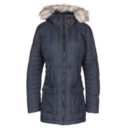Columbia Della Fall w/Faux Fur Womens Jacket, India Ink, 256