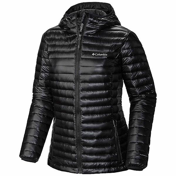 Columbia Platinum Plus 740 TurboDown Womens Jacket, Black, 600