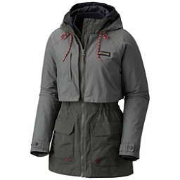 Columbia Jacket Of All Trades Womens Jacket, Gravel, 256