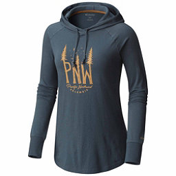 Columbia Deschutes River Womens Hoodie, Mystery, 256