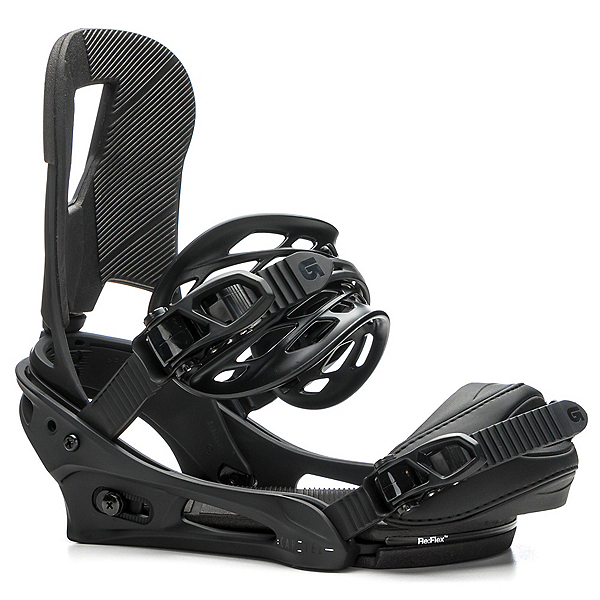 Burton Cartel Snowboard Bindings 2018, Black Matte, 600