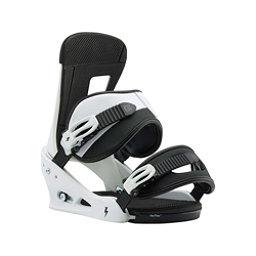 Burton Freestyle Snowboard Bindings 2018, White-Black, 256