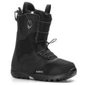 Burton Mint Womens Snowboard Boots 2018, Black, medium