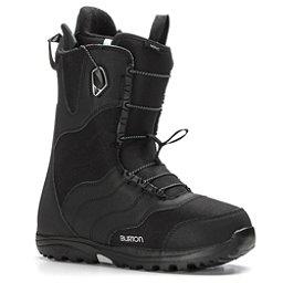 Burton Mint Womens Snowboard Boots 2018, Black, 256