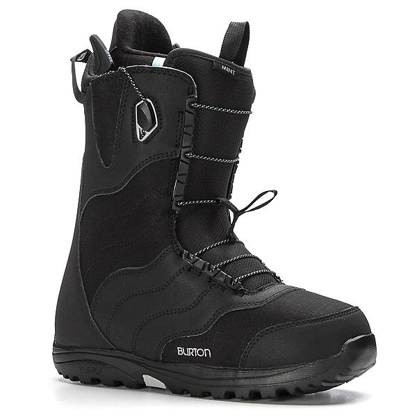 Burton Mint Womens Snowboard Boots 2018, Black, 600