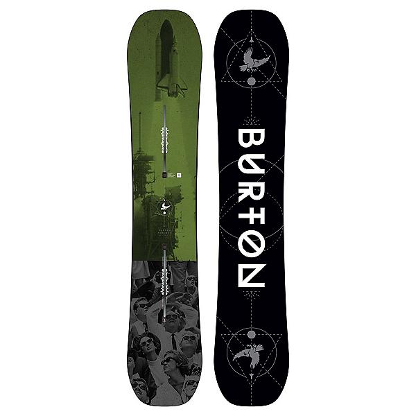 Burton Process Flying V Snowboard 2018, 155cm, 600