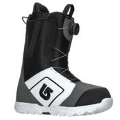 Burton Moto Boa Snowboard Boots 2018, White-Black-Gray, medium