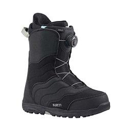 Burton Mint Boa Womens Snowboard Boots 2018, Black, 256