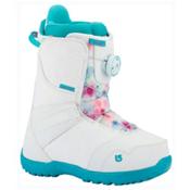 Burton Zipline Boa Girls Snowboard Boots 2018, , medium