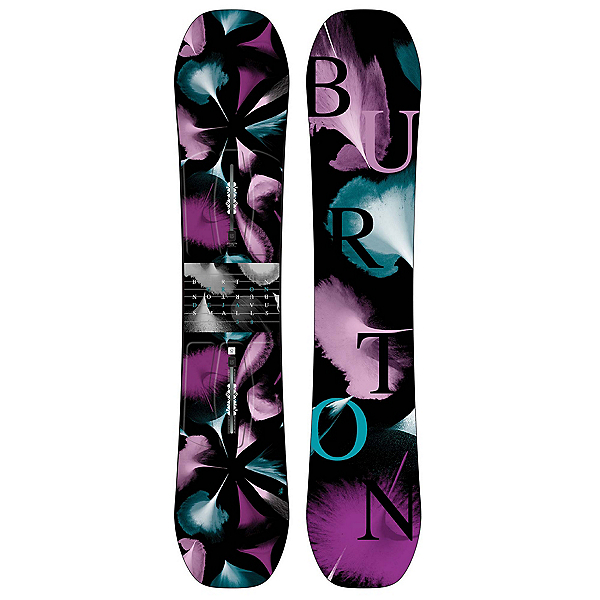 Burton Deja Vu Smalls Girls Snowboard 2018, , 600