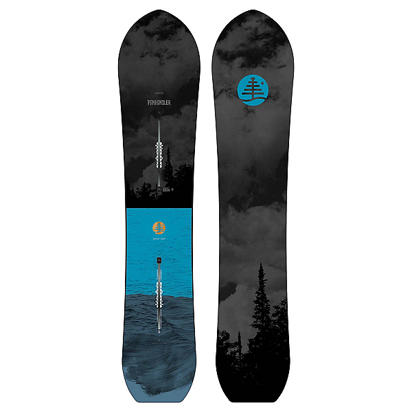 Burton Panhandler Snowboard 2018, , 600