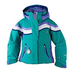 Obermeyer North-Star Toddler Girls Ski Jacket, Evergreen, 256