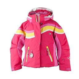 Obermeyer North-Star Toddler Girls Ski Jacket, Smitten Pink, 256