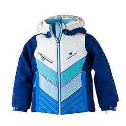 Obermeyer Sierra w/ Faux Fur Toddler Girls Ski Jacket, Dusk, 256