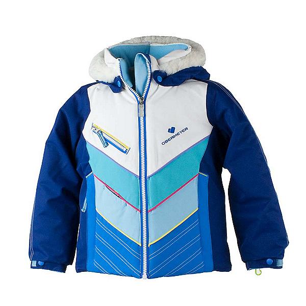 Obermeyer Sierra w/ Faux Fur Toddler Girls Ski Jacket, Dusk, 600