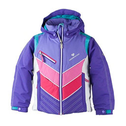 Obermeyer Sierra Toddler Girls Ski Jacket, Grapesicle, 256