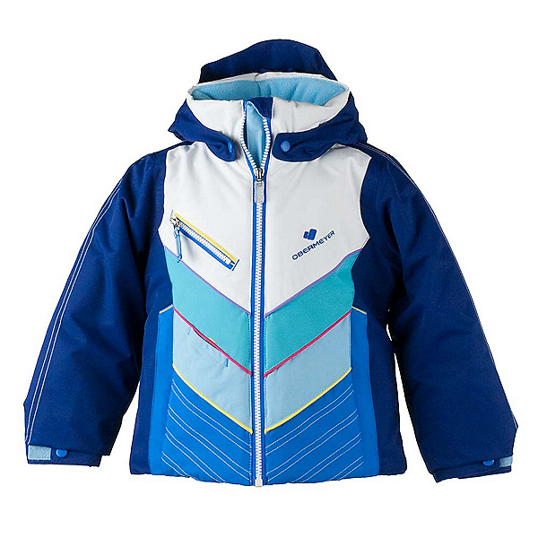 Obermeyer Sierra Toddler Girls Ski Jacket, Dusk, 600