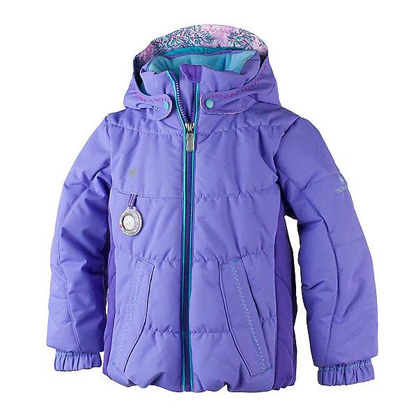Obermeyer Marielle Toddler Girls Ski Jacket, Amethyst, 600