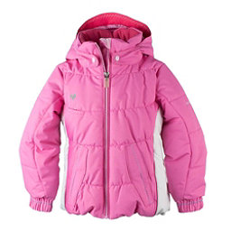 Obermeyer Marielle Toddler Girls Ski Jacket, Peony Pink, 256