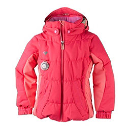 Obermeyer Marielle Toddler Girls Ski Jacket, Island Sunset, 256