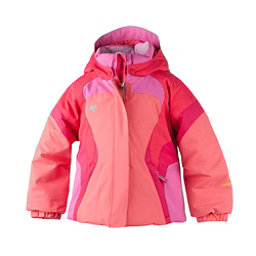 Obermeyer Alta Toddler Girls Ski Jacket, Soft Coral, 256