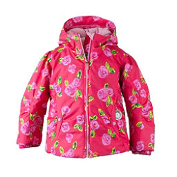 Obermeyer Crystal Toddler Girls Ski Jacket, Its Snowing Roses, 256