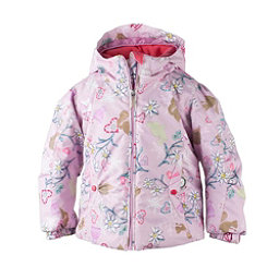 Obermeyer Crystal Toddler Girls Ski Jacket, Snowday-Lets Play, 256