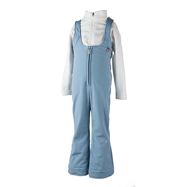 Obermeyer Snell Stretch Toddler Girls Ski Pants, Washed Indigo, 600