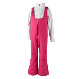 Obermeyer Snell Stretch Toddler Girls Ski Pants, Smitten Pink, 256
