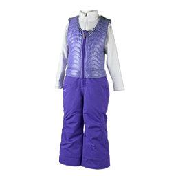 Obermeyer Ober-All Bib Toddler Girls Ski Pants, Grapesicle, 256