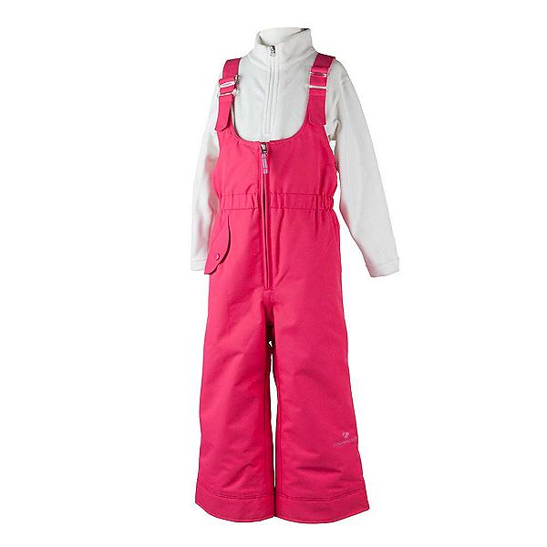 Obermeyer Snoverall Toddler Girls Ski Pants, Smitten Pink, 600