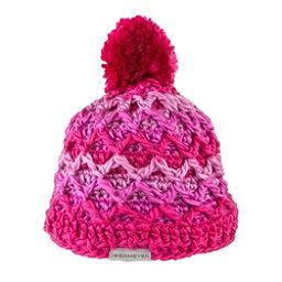 Obermeyer Averee Knit Toddler Girls Hat, Smitten Pink, 256