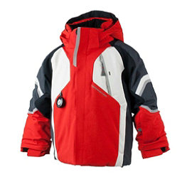 Obermeyer Patrol Toddler Ski Jacket, Red, 256