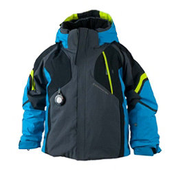 Obermeyer Patrol Toddler Ski Jacket, Polar Blue, 256