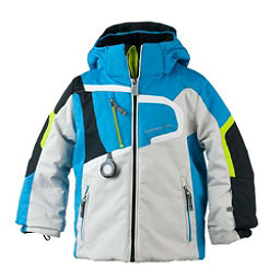 Obermeyer Super G Toddler Boys Ski Jacket, Polar Blue, 256