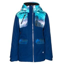Obermeyer June Girls Ski Jacket, Dusk, 256