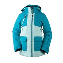 Obermeyer June Girls Ski Jacket, Sea Glass, 256