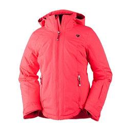 Obermeyer Kenzie Girls Ski Jacket, Popstar Pink, 256